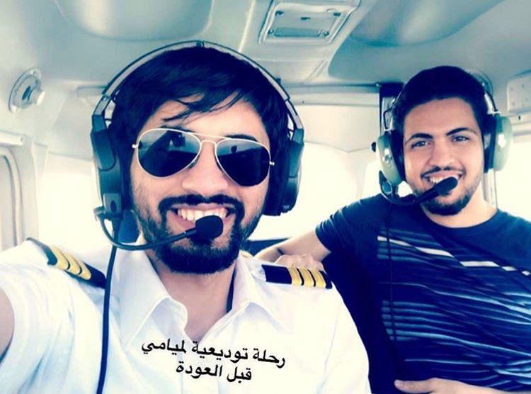 """العثور على """"مفقودي الثمامة"""" الطيارين عبدالعزيز و يوسف اللحيدان"""