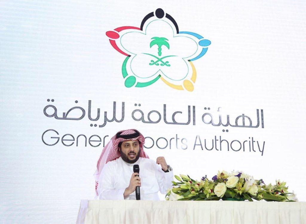 رئيس هيئة الرياضة يعلن عن إصدار عدة قرارت رياضية