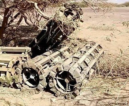 الجيش اليمني يعثر على صواريخ بعيدة المدى تابعة للحوثيين بمحافظة الحديدة