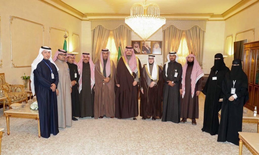 أمير منطقة الحدود الشمالية يدشن الحملة الخليجية للتوعية بالسرطان بالمنطقة