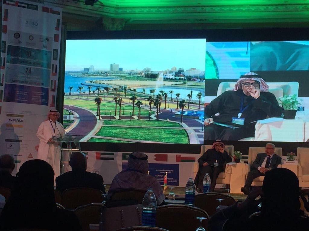 ساعد الخيرية تشارك بالمؤتمر الخليجي للأعصاب