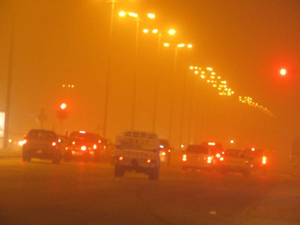 أكثر من 1629 حالة طارئة في 15 مستشفى خلال ساعات بسبب موجة الغبار في بالشرقية