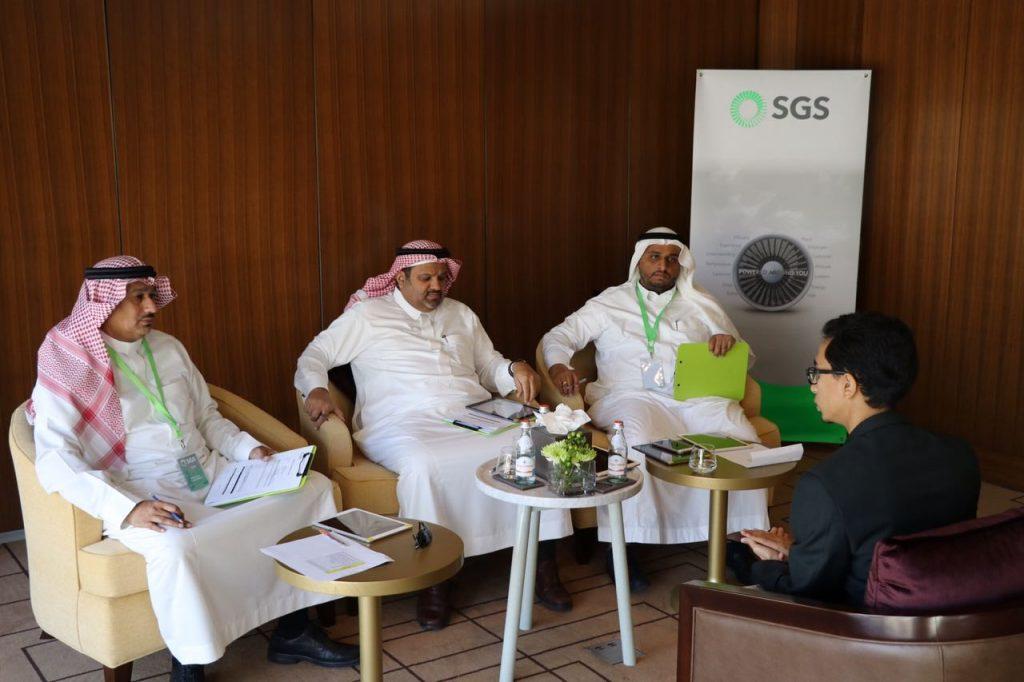 الشركة السعودية للخدمات الأرضية تنظم لقائها التوظيفي الثاني بجدة