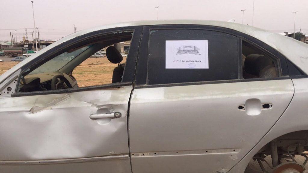 بلدية طريف تفعل مبادرة معالجة التشوه البصري في المحافظة
