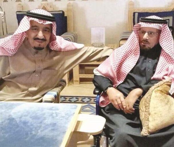 """وفاة الشاعر الكبير محمد الخس المطيري الذي لقبه الملك عبدالعزيز بـ""""البستان"""""""