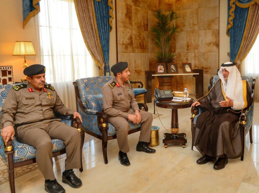 أمير مكة المكرمة يطلع على إحصاءات الحملة الأمنية وطن بلا مخالف