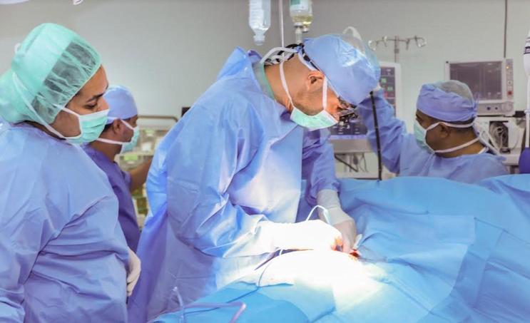 (8) عمليات قلب مفتوح ناجحة الشهر الماضي في مركز الأمير سلطان للقلب بنجران