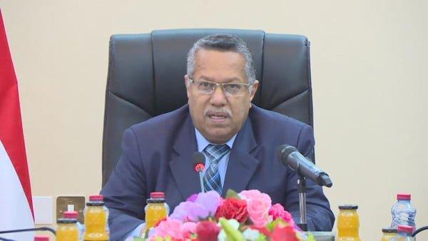 مجلس وزراء اليمن يشيد بدعم التحالف في مواجهة الانقلاب