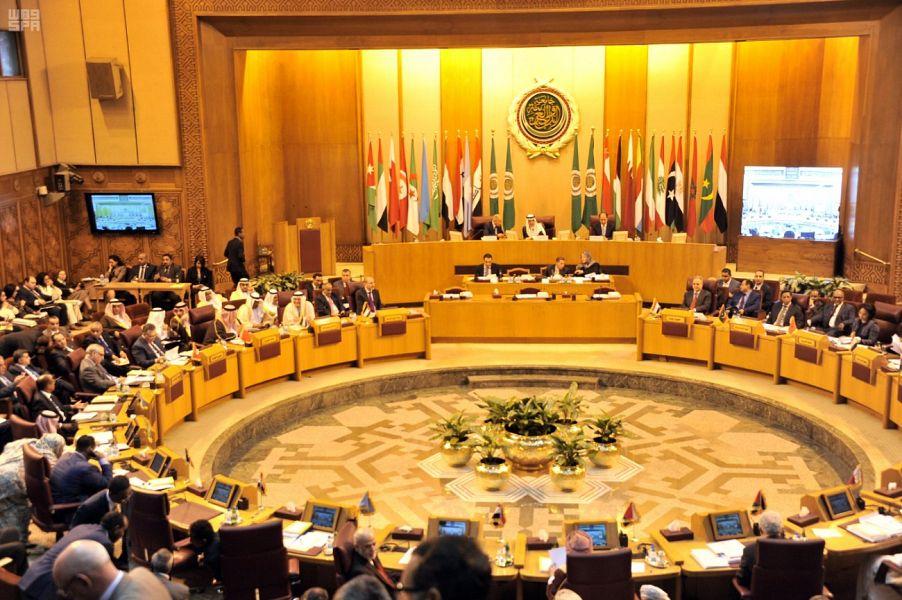 مجلس الجامعة العربية يعلن تأييده لخطة الرئيس الفلسطيني لتحقيق السلام والعمل لتأسيس آلية دولية متعددة الأطراف