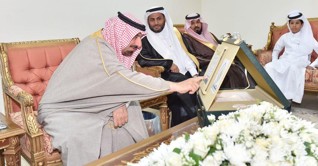 أبناء الشهداء.. أبناء سلمان بن عبدالعزيز