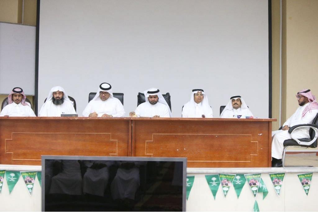 الدويري يدشن فعاليات المرحلة الثانية من تصفيات مشروع تحدي القراءة العربي