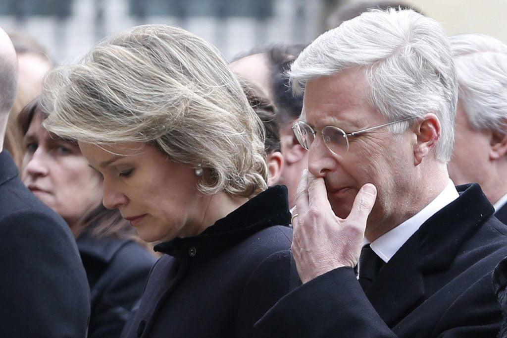 """خطأ بروتوكولي """"قاتل"""" خلال زيارة ملك بلجيكا إلى كندا"""