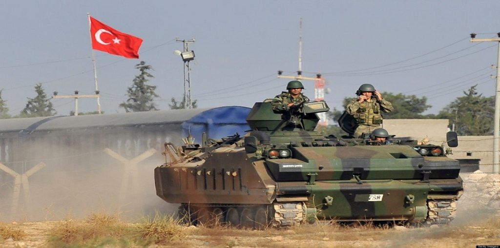 قرار عربي يرفض العملية التركية في عفرين .. وقطر تتحفظ !!