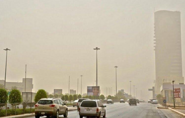 الأرصاد تتوقع تقلبات جوية على معظم مناطق المملكة