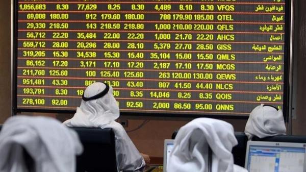 مخاوف الحرب التجارية تهبط بأسواق الأسهم الخليجية