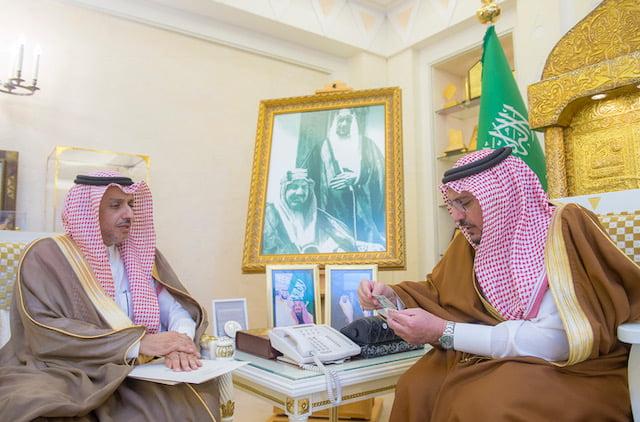 أمير القصيم ينوه بالجهود المبذولة من قبل وكالة الأحوال المدنية وتسخيرها لخدمة المواطنين والمواطنات