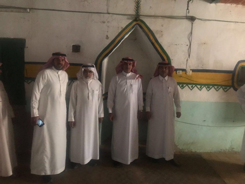 سياحة الباحة تعقد لقاءات مع أهالي قرية دار الجبل التراثية