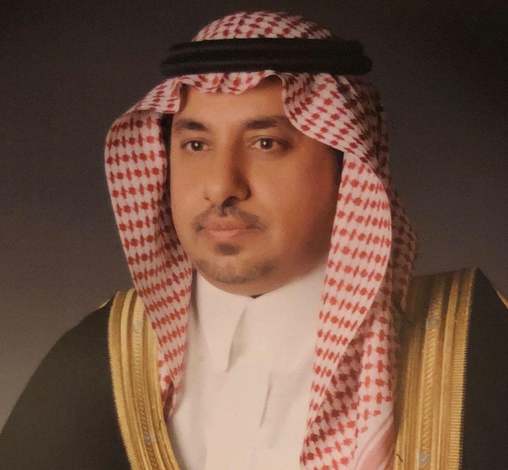 خالد الباهلي وكيلاً لمحافظ الدرعية 