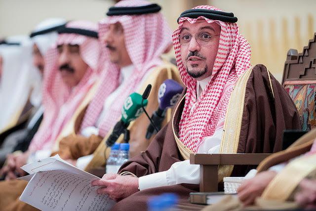 أمير القصيم: علينا تعزيز اللحمة الوطنية والابتعاد عن العصبية القبلية