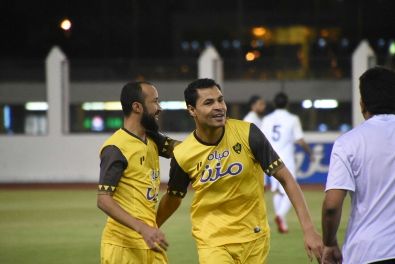 أُحد يكتسح الطائي بخماسية ويقترب من البقاء في الدوري السعودي للمحترفين