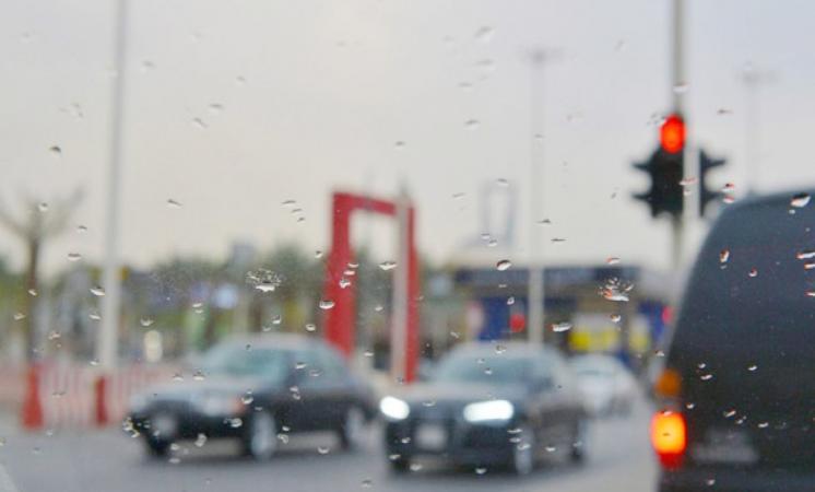 """حالة مطرية على 5 مناطق بينها الرياض .. و""""هيئة الأرصاد"""" تحذر"""