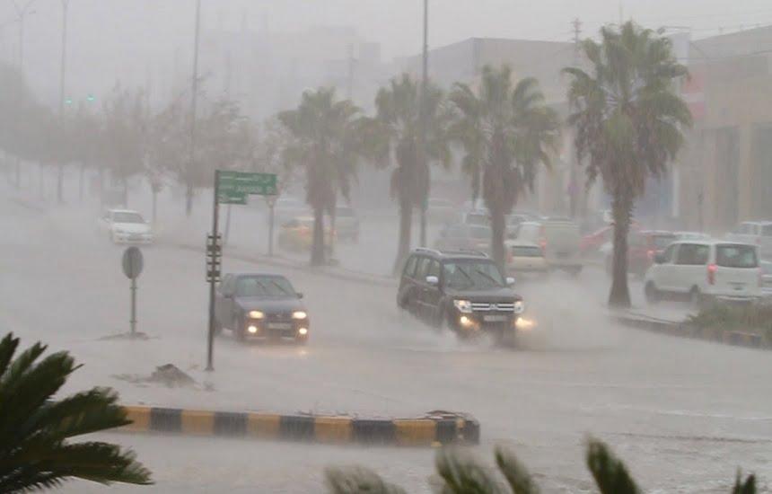 مدني نجران يحذر من التقلبات الجوية المصاحبة للأمطار