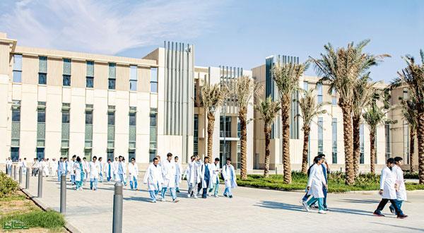 وظائف إدارية وفنية في جامعة الملك سعود بن عبدالعزيز للعلوم الصحية صحيفة المناطق السعوديةصحيفة المناطق السعودية