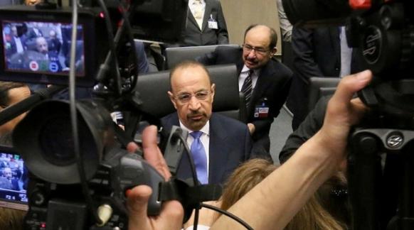 وزير الطاقة : نعم أنا سعيد بسوق النفط