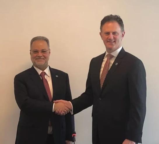 اليمن والولايات المتحدة الأميركية يبحثان علاقاتهما في مجال مكافحة الإرهاب