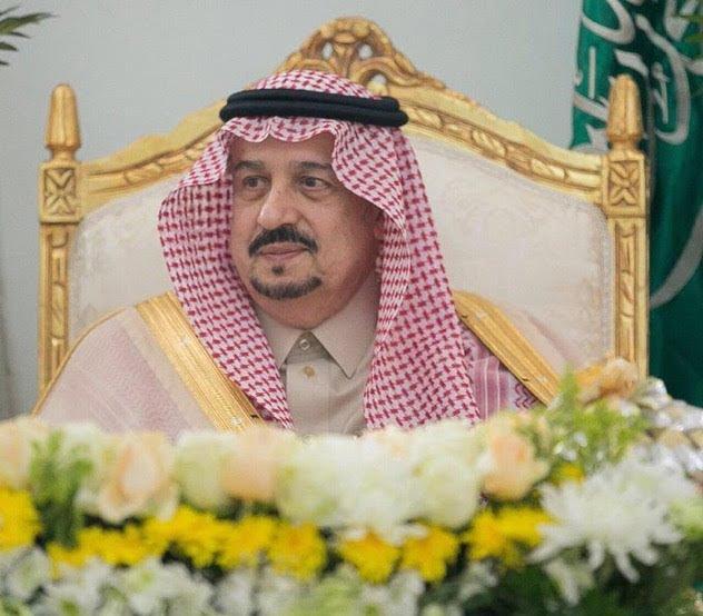 أمير منطقة الرياض يرعى تخريج الدفعة التاسعة من جامعة الأمير سطام