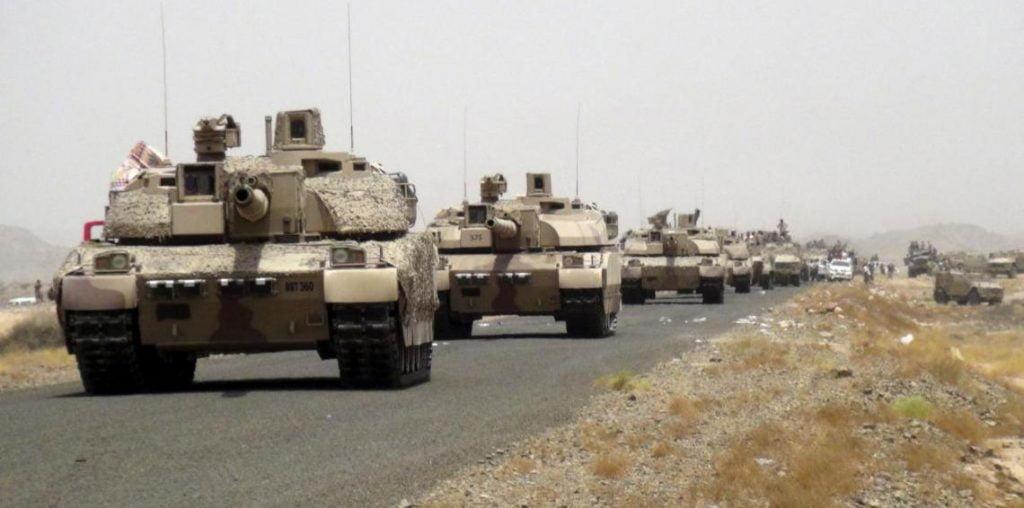 تحرير مواقع جديدة في محافظة البيضاء اليمنية