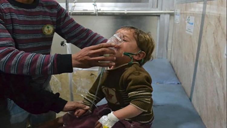 اجتماع طارئ لمنظمة حظر الأسلحة الكيميائية حول هجوم النظام السوري