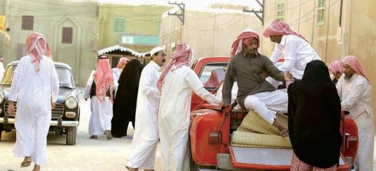 """القصبي يُعيد حقبة السبيعات في السعودية بـ""""العاصوف"""""""