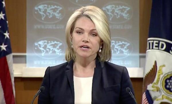 الخارجية الأمريكية : تحرك أمريكا وحلفائها في سوريا كان ضروريًا لردع الأسد