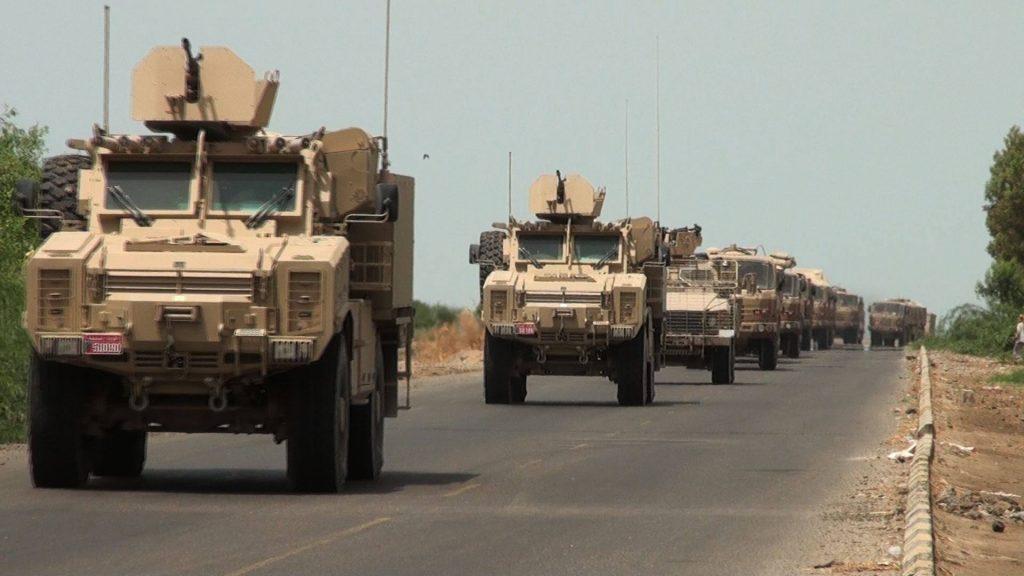 """تعزيزات جديدة إلى """"الشرعية"""" في الساحل الغربي"""