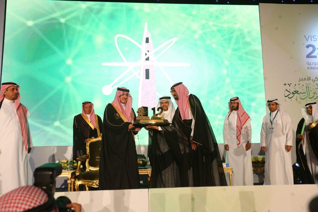 الأمير بدر بن سلطان رعى حفل تخريج الدفعة 12 من طلبة جامعة الجوف