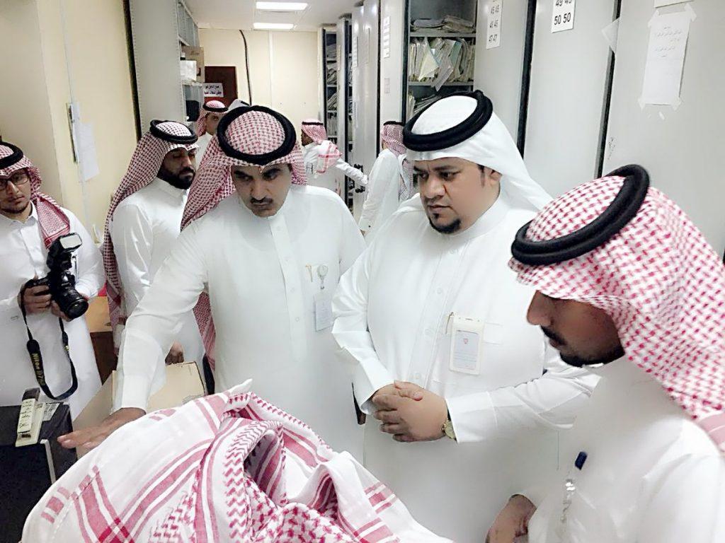 مستشفى الأمير متعب بن عبدالعزيز يواصل تفعيل التحول الإلكتروني صحيفة المناطق السعوديةصحيفة المناطق السعودية