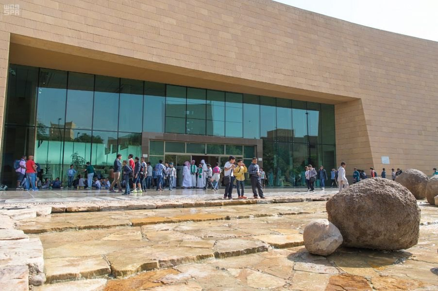 المتحف الوطني يحتفي باليوم العالمي للتراث بفعاليات تراثية وثقافية