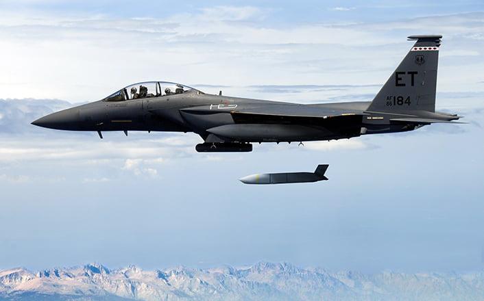 صاروخ أمريكي قيمته 1.4 مليون دولار استخدم لأول مرة في سوريا