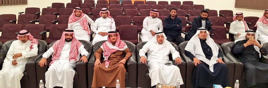نادي الحجاز يعقد لقاءه الاعلامي