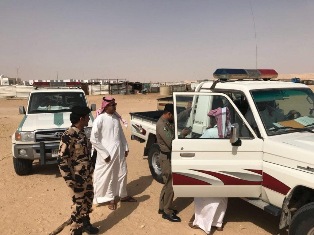 """أمانة الاحساء : خطوات متواصلة لإزالة """" الحظائر العشوائية """""""