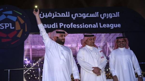تركي آل الشيخ: كرة القدم السعودية ستكون بنكهة مختلفة