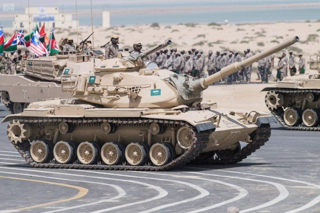 وصول قادة الدول المشاركين في تمرين درع الخليج المشترك -1 إلى المنطقة الشرقية