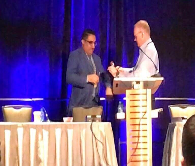 البروفيسور عائض القحطاني رئيساً للجمعية الدولية لجراحة مناظير الأطفال في سياتل