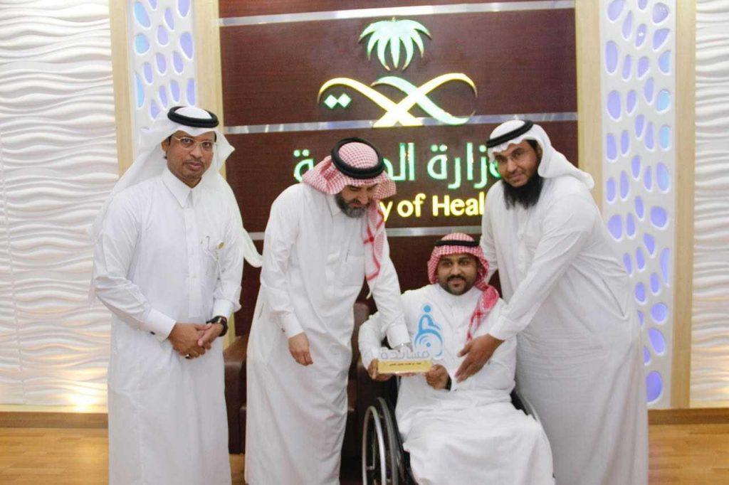 افتتاح مكتب خدمات مساندة بمستشفى محايل العام
