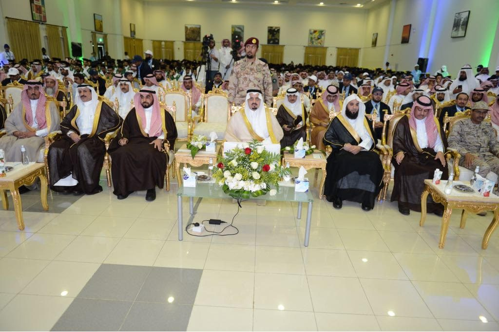 أمير عسير يدشن مشروعات المؤسسة العامة للتعليم التقني والمهني بالمنطقة