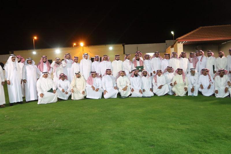 بريد منطقة الجوف يكرم الموظفين المتقاعدين و يكرم المشاركين في مهرجان الزيتون ومهرجان التمور