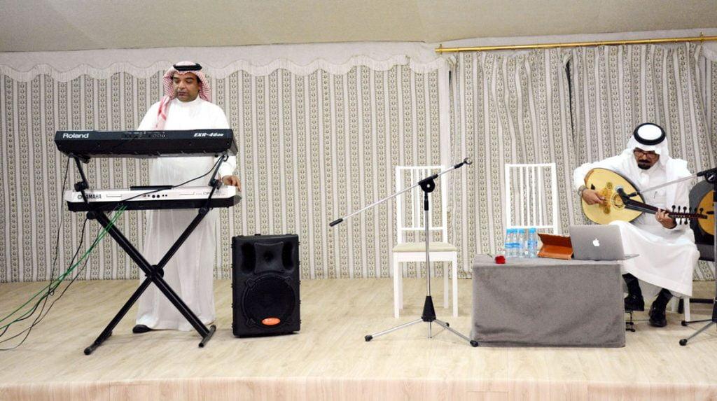 (حوار الآلات) أمسية موسيقية بجمعية الثقافة والفنون بالرياض
