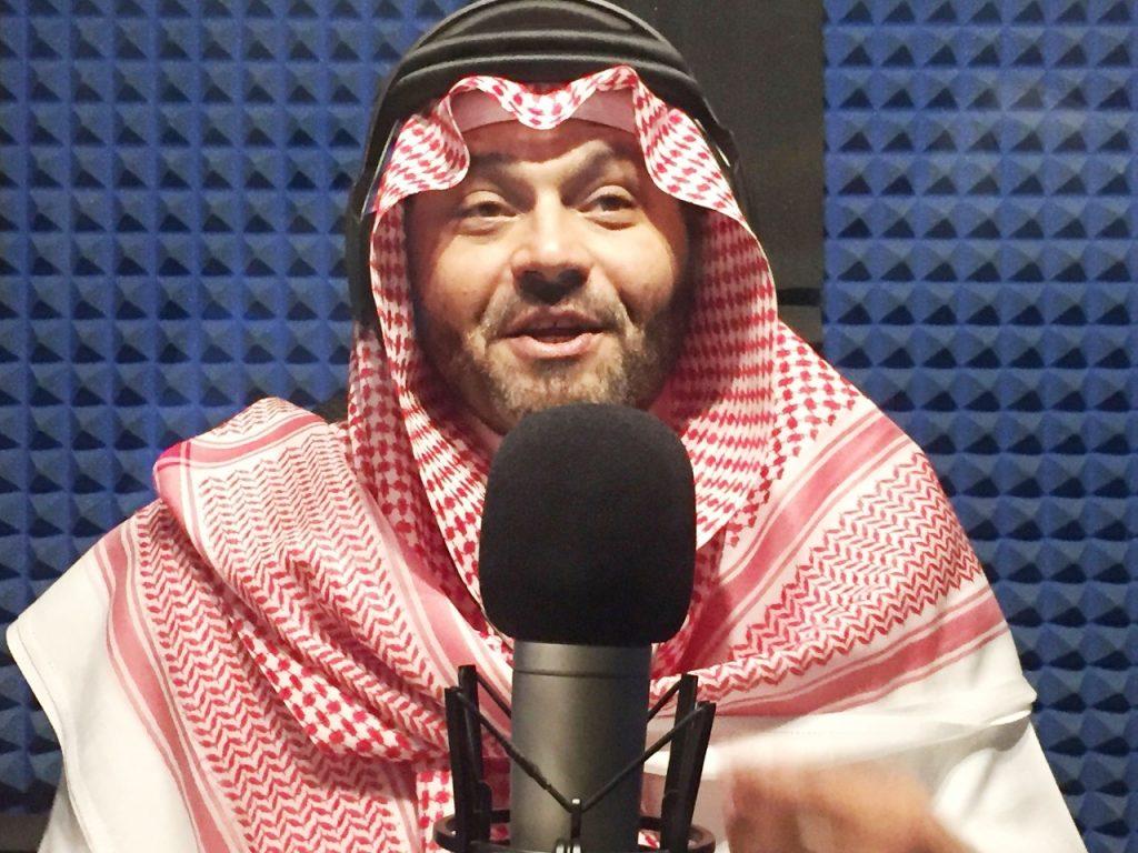 الجراح  يلتقي بنجوم السوشل ميديا عبر برنامج (سوشلني) على إذاعة الرياض