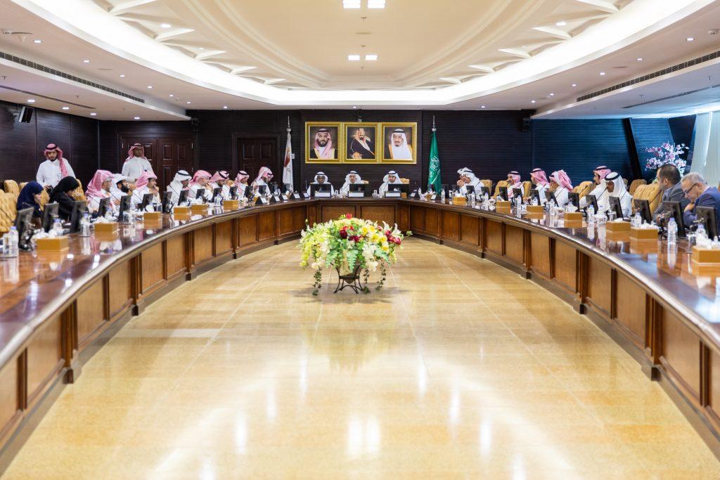 مجلس الغرف السعودية وسابك ينظمان لقاء حول مبادرة (نساند) لتعزيز المحتوى المحلي في قطاع الصناعة